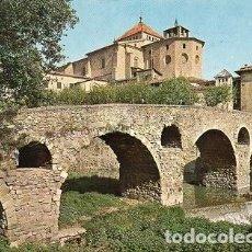 Postales: VIC - 1522 PUENTE ROMANO Y CATEDRAL. Lote 133965690