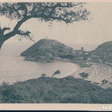 Postales: POSTAL TOSSA DE MAR - CAP DE TOSSA I POBLE - COSTA BRAVA - RECULL 5 - JORDI. Lote 134169646