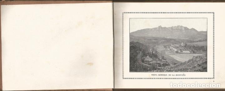 Postales: MONTSERRAT ALBUM DE 69 VISTAS - L. ROCA - Foto 2 - 134185426