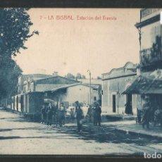 Postales: LA BISBAL - ESTACIÓN DEL TRANVÍA - P26871. Lote 134247570