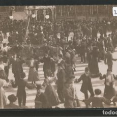 Postales: BARCELONA - GLOBO CAUTIVO - FOTO L. DONOSO - SARDANAS - P26881. Lote 134247898