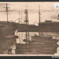 Postales: BARCELONA - PORT / PUERTO - P26885. Lote 134247982