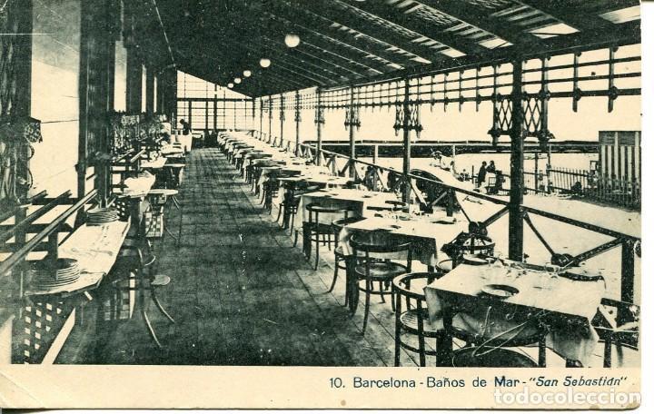 Banos San Sebastian.Barcelona Banos San Sebastian Salon Comedor Rara