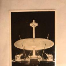 Postales: BARCELONA. POSTAL CONGRESO EUCARÍSTICO AÑO 1952. EDITA: ZERKOWITZ. Lote 134555366
