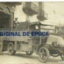 Postales: (PS-57772)POSTAL DE FIGUERAS???-DESCARGA DEL CAMION. Lote 134656978