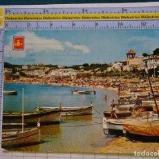 Cartes Postales: POSTAL DE GERONA. AÑO 1962. LLAFRANCH, PLAYA. 1727. Lote 134944674