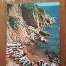 Postales: POSTAL TOSSA DE MAR. Lote 134887970