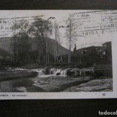 Postales: AIGUAFREDA - 30 - LA RESCLOSA - VER REVERSO- (53.251). Lote 135253562