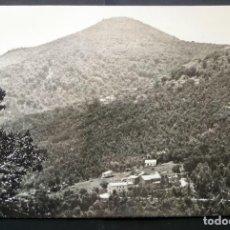 Postales: RIELLS DEL MONTSENY, HOSTAL BELL-LLOC. POSTAL CIRCULADA DEL AÑO 1959. Lote 135260898