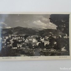 Postales: TARJETA POSTAL - VISTA PARCIAL - LA GARRIGA - EDICIÓN IGLESIAS - AGOSTO 1957. Lote 135301082