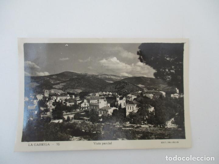 Postales: Tarjeta Postal - Vista Parcial - La Garriga - Edición Iglesias - Agosto 1957 - Foto 3 - 135301082