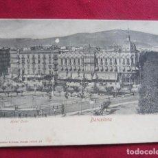 Postales: BARCELONA -HOTEL COLON. Lote 135491778