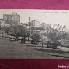 Postales: TARJETA POSTAL. TARRAGONA. PASEO DE PI Y MARAGALL. THOMAS. Lote 135539402