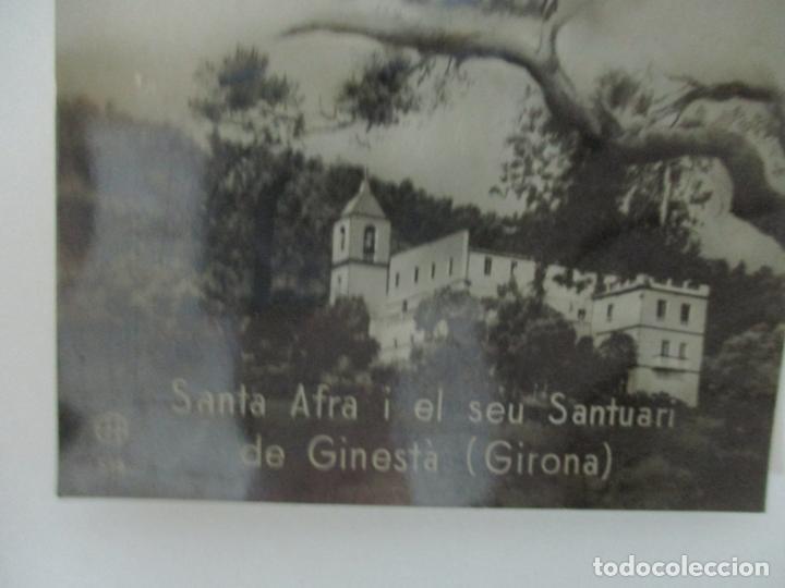 Postales: Postal - Santa Afra i el seu santuari de Ginestà (Girona) - Foto 3 - 135747030
