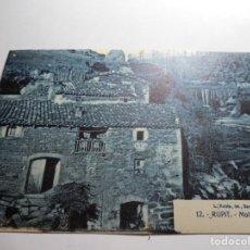 Postales: MAGNIFICA FOTO POSTAL ANTIGUA,RUPIT,MOLI DE SOLE FOTOGRAFO L.ROISIN. Lote 135756518