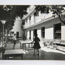Postales: POSTAL FOTOGRÁFICA - ESPOT, TERRAZA DEL HOTEL SAURAT - EDICIONES SICILIA - SIN CIRCULAR. Lote 136038918