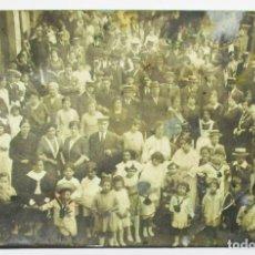 Postales: SANT HILARI SACALM (GIRONA)- POSTAL FOTOGRAFICA. POSTALES 0034. Lote 136042202