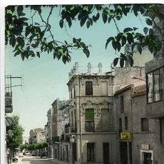 Postales: TARRAGONA CONSTANTI UNA VISTA PARCIAL POSTAL FOTOGRÁFICA EN BLANCO Y NEGRO, COLOREADA. Lote 136211646