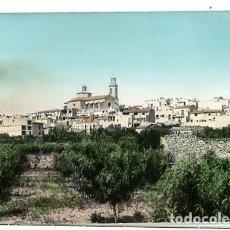Postales: TARRAGONA CONSTANTI VISTA PARCIAL POSTAL FOTOGRÁFICA EN BLANCO Y NEGRO, COLOREADA. Lote 136211786
