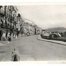 Postales: LLEIDA BALAGUER CALLE DEL PUENTE ED. FOTOGRÁFICA. FOTO P. BERTRÁN. SIN CIRCULAR. Lote 136216098