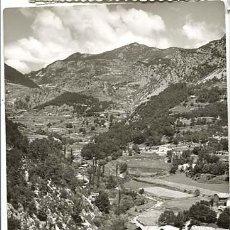 Postales: TARRAGONA LA COMA VISTA PARCIAL AL FONS COLL DE PORT. FOTO DESEURAS. Lote 136217922
