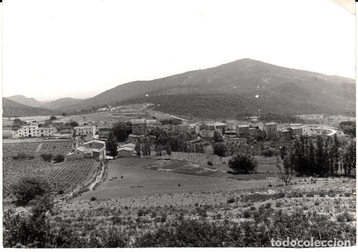 POSTAL FOTOGRAFICA JUNCOSA DE MONTMELL CIRCULADA (Postales - España - Cataluña Moderna (desde 1940))