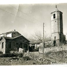Postales: GIRONA PLANOLAS IGLESIA PARROQUIAL Y REFUGIO STA. MARIA. ED. COMERCIAL PRAT 12. CIRCULADA. Lote 136501902
