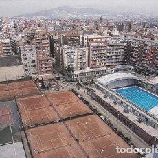 Postales: SANT ANDREU SOLIDARI - BARCELONA -Nº 16 CLUB NATACIO -FOTO ARXIU C. N. SANT ANDREU - AÑOS 80 - NUEVA. Lote 136637774