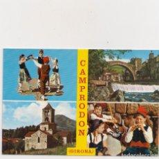 Postales: CAMPRODON - GIRONA - Nº6 ARTES GRAFICAS COBAS. Lote 136640962