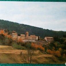 Postales: POSTAL CASTELL DE L'ARENY VISTA PANORÁMICA. Lote 136641352