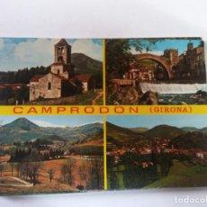 Postales: BJS.GIRONA CAMPRODON.ESCRITA.GARCIA GARRABELLA.N13.. Lote 136811706