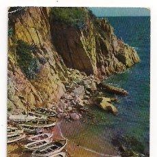Postales: TOSSA DE MAR (GERONA) - ES CODOLÀ- SERIE II Nº2387 - A. FRABEGAT. Lote 137125170