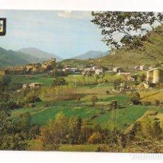Postales: VALLFOGONA (EL RIPOLLES) - PIRINEU CATALÀ - VISTA GENERAL - Nº6524 - ESCUDO DE ORO - ESCRITA. Lote 137125854
