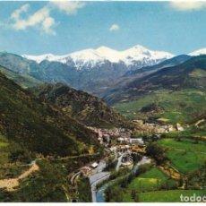 Postales: == A764 - POSTAL - RIBAS DE FRESSER - GERONA - VISTA PANORAMICA . Lote 137163222