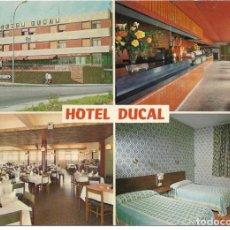 Postales: == A298 - POSTAL - MONTBLANC - HOTEL DUCAL - TARRAGONA - SIN CIRCULAR . Lote 137164334