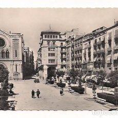 Postales: LÉRIDA / LLEIDA - PLAZA DE ESPAÑA - Nº25 - EDICIONES GARCÍA GARRABELLA. Lote 137347294