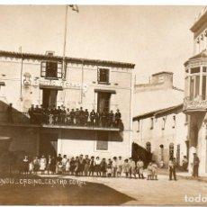 Postales: PS8019 MASNOU 'CASINO - CENTRO CORAL'. FOTOGRÁFICA. C.H. CIRCULADA. PRINC. S. XX. Lote 137365198