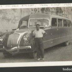 Postales: EXCURSIO A SANTES CREUS & POBLET - PEÑA MIRAS - AUTOCAR - FOTOGRAFICA - (53.582). Lote 137660938