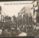 Postales: BORGES DEL CAMP - FESTES DEL SAGRAT COR - FOTOGRAFICA - (53.586). Lote 137662514