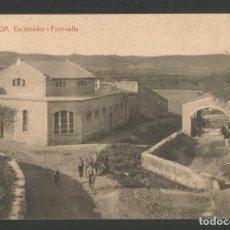 Postales: GANDESA - ESCORXADOR I FONT VELLA - 7 - THOMAS - (53.601). Lote 137665014
