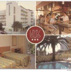 Postales: == A268 - POSTAL - HOTEL KOPPERS - PINEDA DE MAR - BARCELONA. Lote 138086758