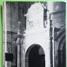 Postales: PALMA DE MALLORCA. INTERIOR DE LA CATEDRAL. JOSÉ TOUS. HM. NUEVA. BLANCO/NEGRO. Lote 138176525