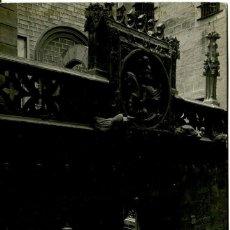 Postales: BARCELONA-PUERTA DE LA AUDIENCIA-FOTOGRÁFICA- LB (BARTRINA) Nº 72- RARA. Lote 138749998