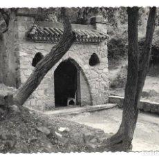 Postales: ARGENTONA .- MANANTIAL BALLOT .- FOTO GUELL .- POSTAL FOTOGRAFICA . Lote 138899194