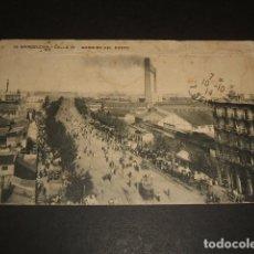 Postales: BARCELONA CALLE DEL MARQUES DEL DUERO. Lote 138938218