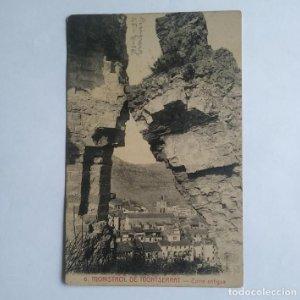 1916 Monistrol de Montserrat Torre antigua