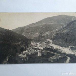 NÚRIA CARALPS La farga y carretera de Caralps