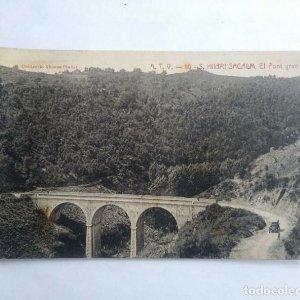 SANT HILARI DE SACALM El gran pont