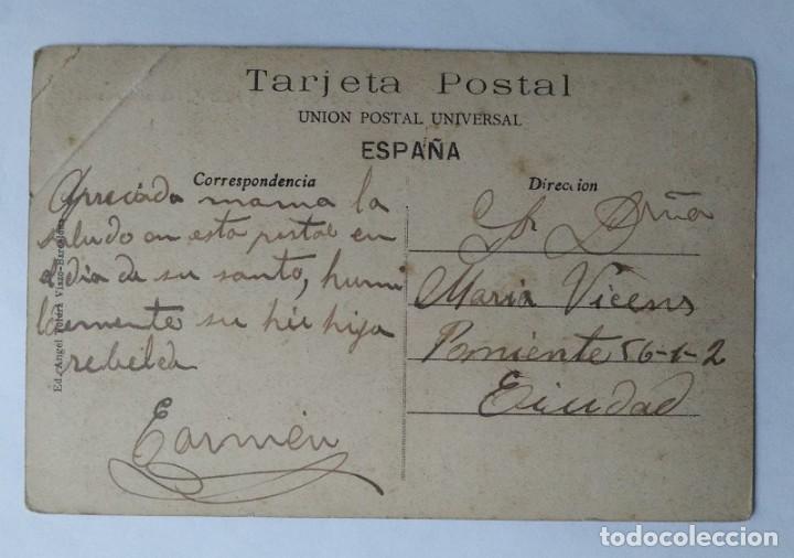 Postales: 1924 ISLAS MEDAS Tascons grossos ILLES MEDAS - Foto 3 - 139083498