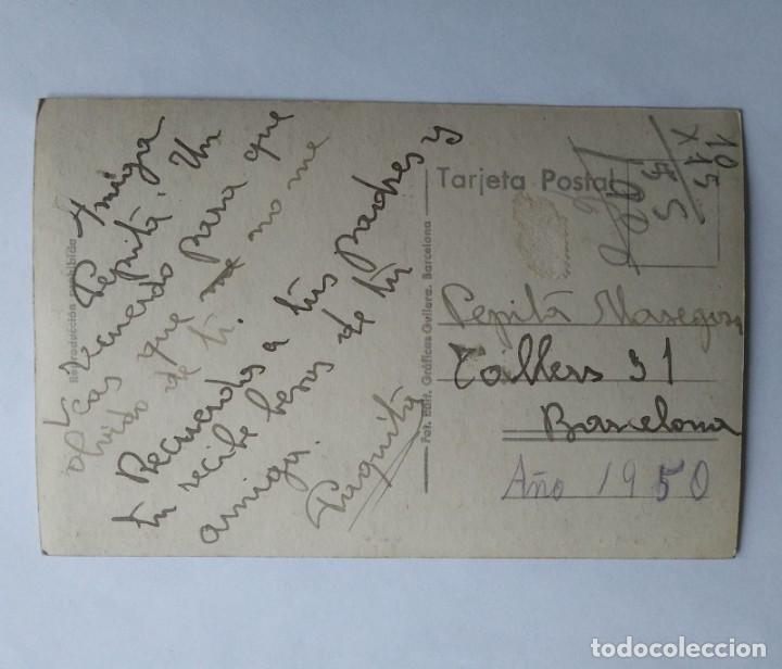 Postales: 1950 FIGUERES Paseo - Foto 3 - 139085166